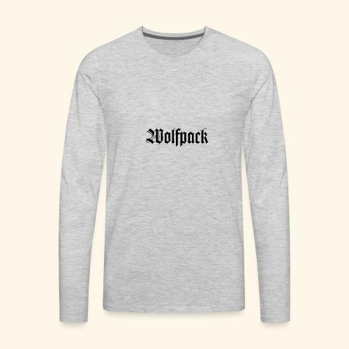 Wolfpack - Men's Premium Long Sleeve T-Shirt