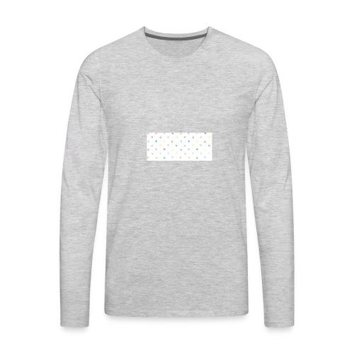 chest - Men's Premium Long Sleeve T-Shirt
