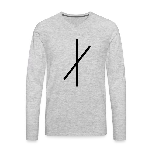 new hot - Men's Premium Long Sleeve T-Shirt