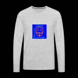 AnonGaming - Men's Premium Long Sleeve T-Shirt
