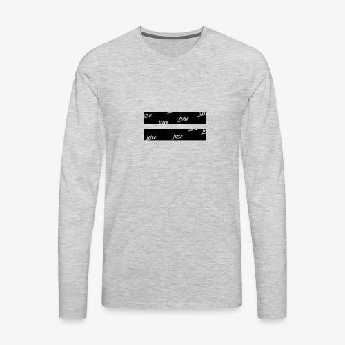 Luxe Equals - Men's Premium Long Sleeve T-Shirt