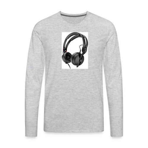 DJz UndergrounD SEHD25MKII - Men's Premium Long Sleeve T-Shirt