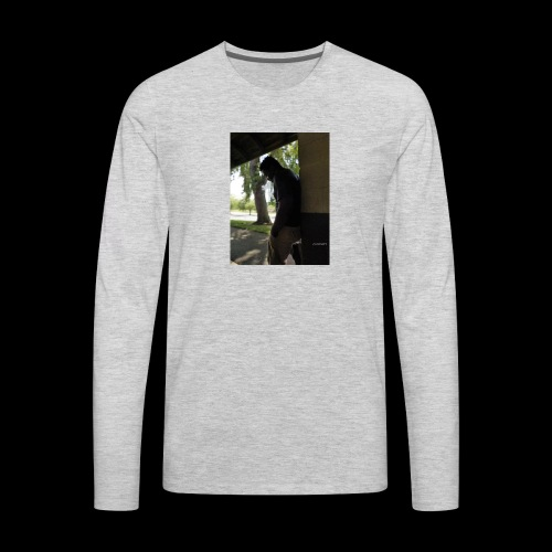 CMONEY VAPE - Men's Premium Long Sleeve T-Shirt