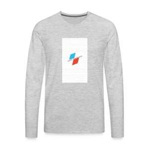 Beta - Men's Premium Long Sleeve T-Shirt