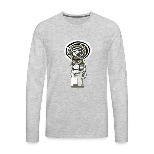 totem - Men's Premium Long Sleeve T-Shirt