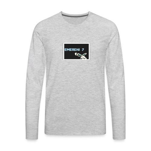 EMERENI 7 Merch - Men's Premium Long Sleeve T-Shirt