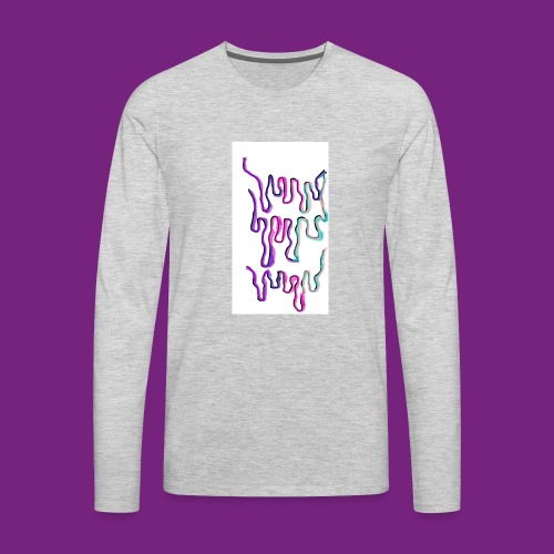 Goo - Men's Premium Long Sleeve T-Shirt