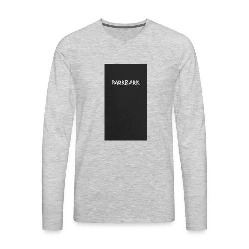 PARKBARK HALLOWEEN KIDS LONG SLEEVED T SHIRT - Men's Premium Long Sleeve T-Shirt
