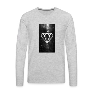 Dimond party - Men's Premium Long Sleeve T-Shirt