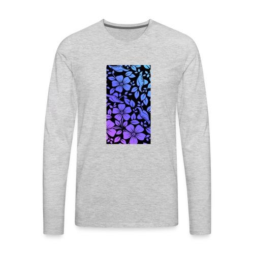 The Flower march - Men's Premium Long Sleeve T-Shirt