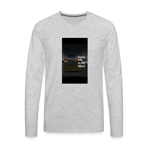 Michael mell - Men's Premium Long Sleeve T-Shirt