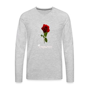 KingNate19 Merch - Men's Premium Long Sleeve T-Shirt