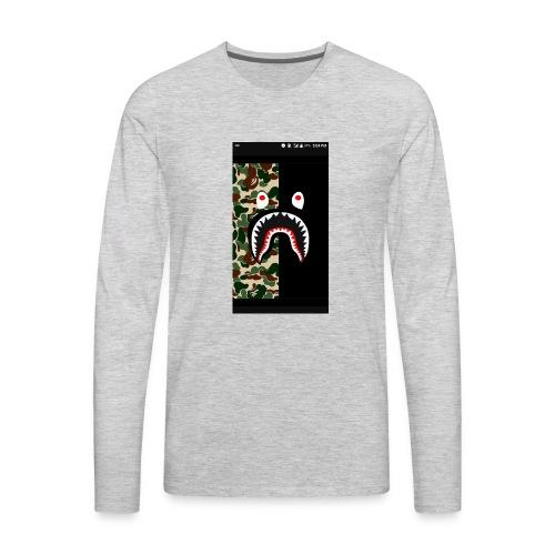 Gangang - Men's Premium Long Sleeve T-Shirt