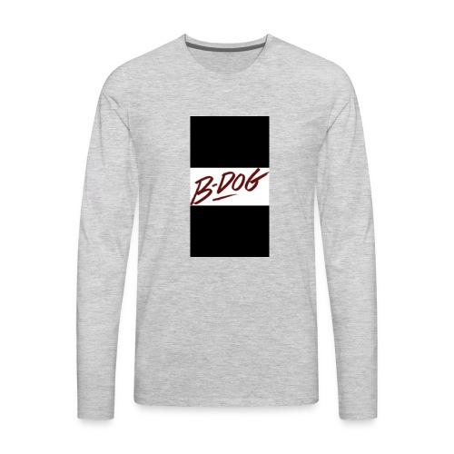 95330391 DA10 4871 9ED5 6E276F70730B - Men's Premium Long Sleeve T-Shirt