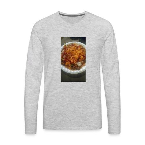 Hungry? Get Taco! - Men's Premium Long Sleeve T-Shirt