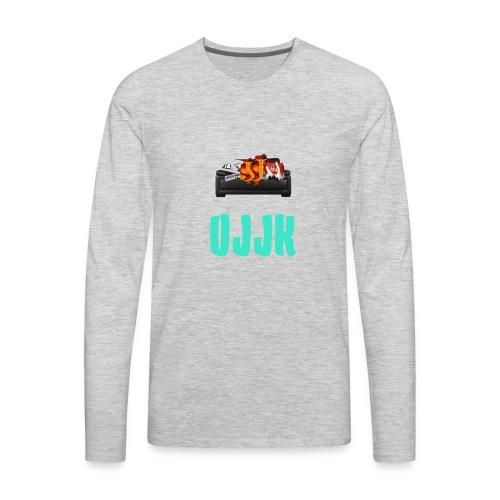 UJJK Merch - Men's Premium Long Sleeve T-Shirt