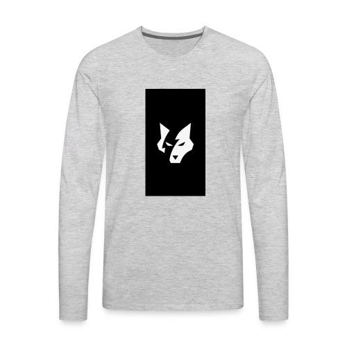 stay wolfie - Men's Premium Long Sleeve T-Shirt