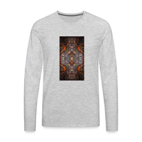 Trippy - Men's Premium Long Sleeve T-Shirt