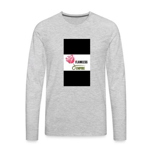 Flawless empire - Men's Premium Long Sleeve T-Shirt