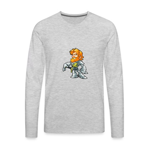 Sir Roland - Men's Premium Long Sleeve T-Shirt