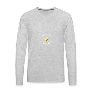 A bug love life - Men's Premium Long Sleeve T-Shirt