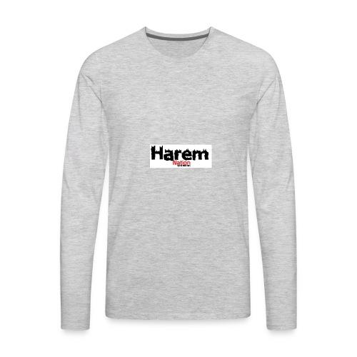 Harem Nation - Men's Premium Long Sleeve T-Shirt