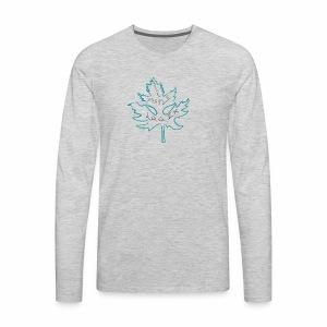 Silver Maple Lager - Men's Premium Long Sleeve T-Shirt