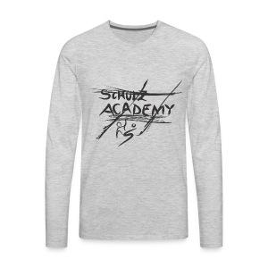 # Schulz Academy - Men's Premium Long Sleeve T-Shirt