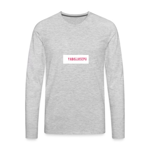 Yaboiijoseph - Men's Premium Long Sleeve T-Shirt