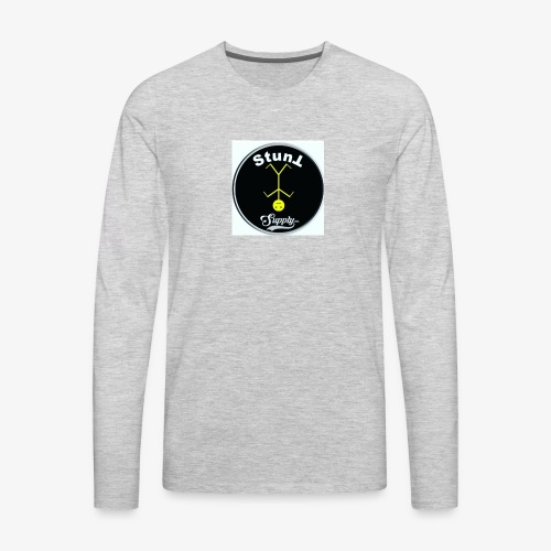 SkinnyBoyStunt - Men's Premium Long Sleeve T-Shirt