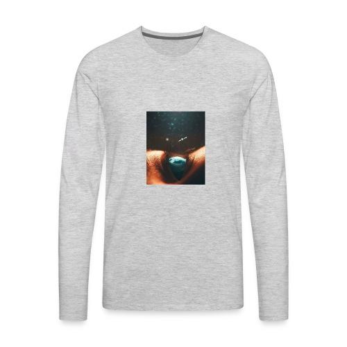 Eye the Universe - Men's Premium Long Sleeve T-Shirt