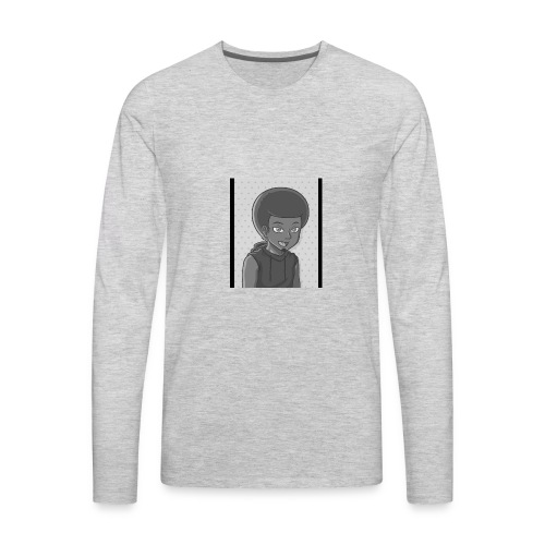 Micah Merchandise - Men's Premium Long Sleeve T-Shirt