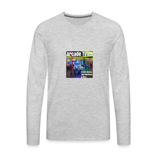 Arcade Tylen Merch Design - Men's Premium Long Sleeve T-Shirt