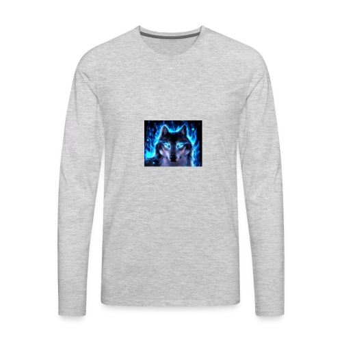 Da'ShawnSanchezMerchlogosoifyouwantonegetit!!!!!!! - Men's Premium Long Sleeve T-Shirt