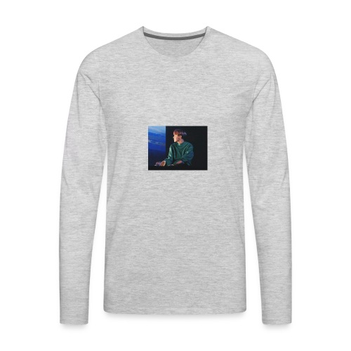 hoseok sweatshirt - Men's Premium Long Sleeve T-Shirt
