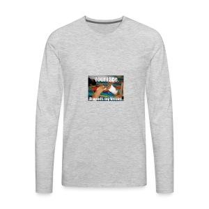 UDSYFIOwehipgwaepfihweihuaegwiaweiupfg - Men's Premium Long Sleeve T-Shirt