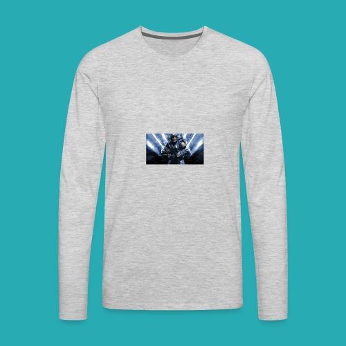 JEAGAMING12 - Men's Premium Long Sleeve T-Shirt