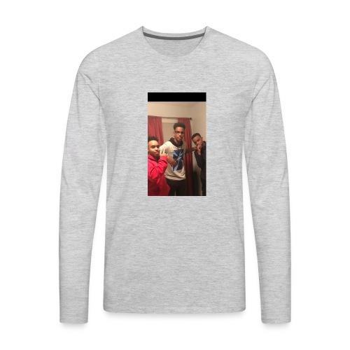 Killas group - Men's Premium Long Sleeve T-Shirt