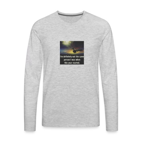 Change - Men's Premium Long Sleeve T-Shirt