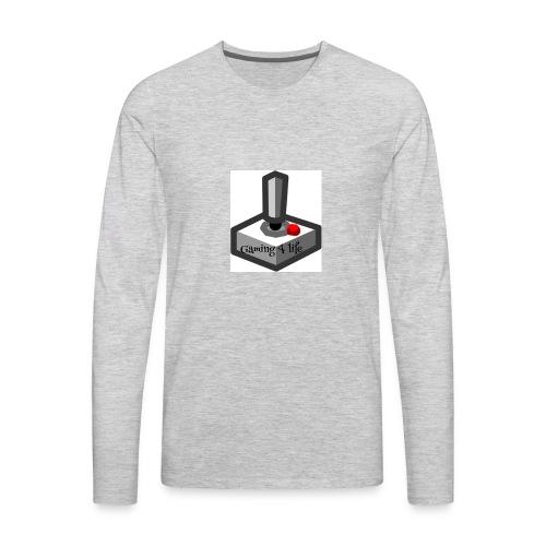 6D51B7AD 3C8B 447F B8AA 12AB9877DF11 - Men's Premium Long Sleeve T-Shirt
