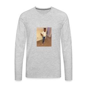 cute pic - Men's Premium Long Sleeve T-Shirt