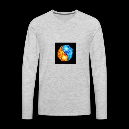 Yinyang - Men's Premium Long Sleeve T-Shirt