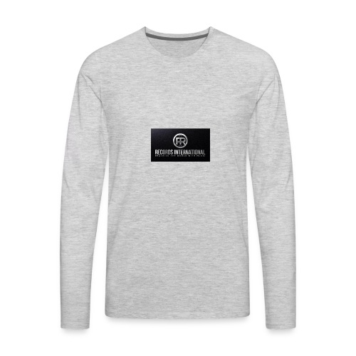 FR RECORDS INTERNATIONAL - Men's Premium Long Sleeve T-Shirt