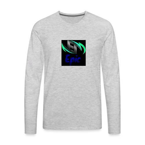 TeamEpicMarcos - Men's Premium Long Sleeve T-Shirt