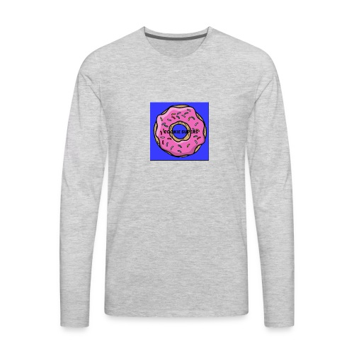 COOKIE SUPERS - Men's Premium Long Sleeve T-Shirt