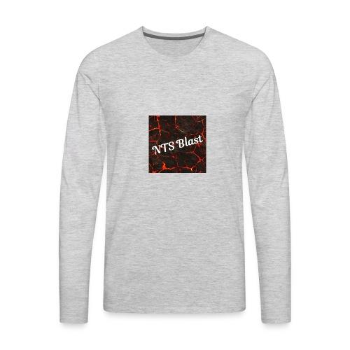 NTS_Blast_032 - Men's Premium Long Sleeve T-Shirt