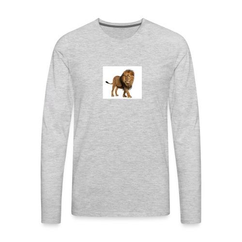 test bro - Men's Premium Long Sleeve T-Shirt
