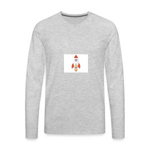 rocket t - Men's Premium Long Sleeve T-Shirt