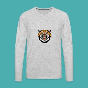 #wreckless - Men's Premium Long Sleeve T-Shirt