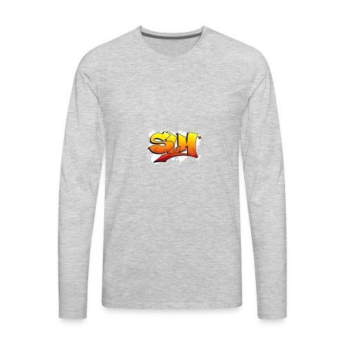 ShoeLegendsMerch - Men's Premium Long Sleeve T-Shirt